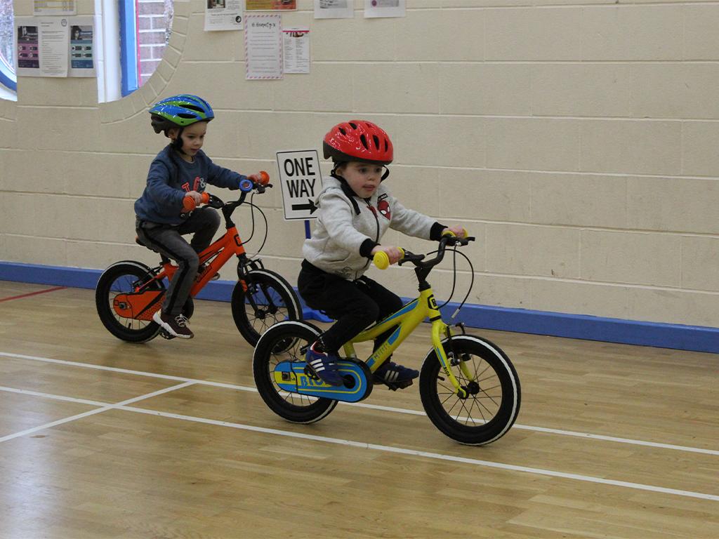 Learn to cycle, pedal bikes, cuda bikes