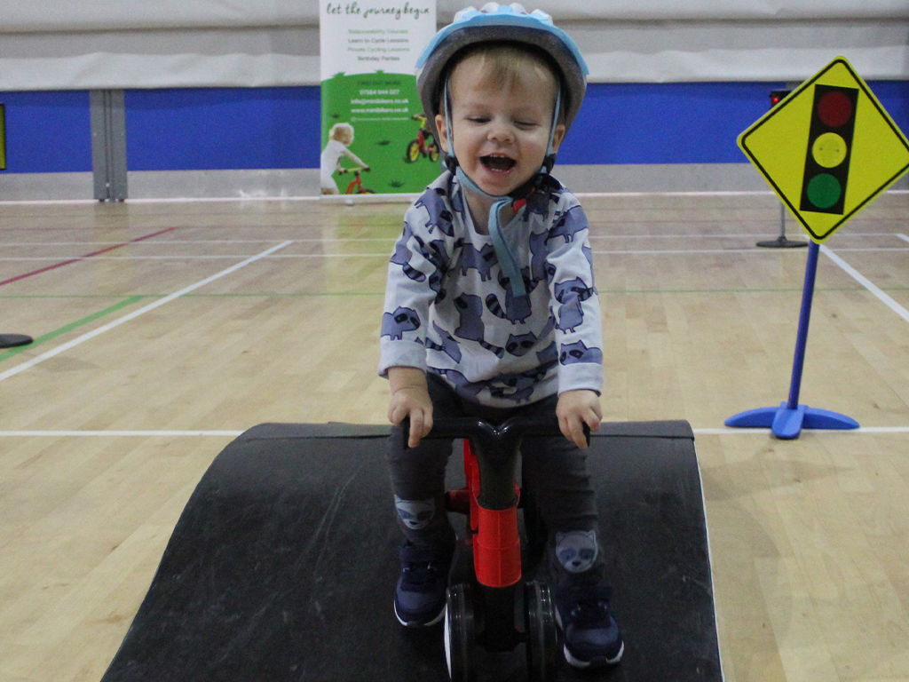 Toddler balance bike courses